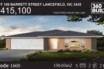 Recently Listed Lot 9 Barrett Street, LANCEFIELD, 3435, Victoria