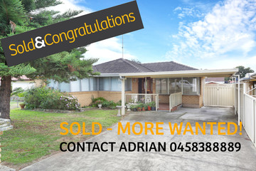 Recently Sold 102 Fuller Street, Mount Druitt, 2770, New South Wales