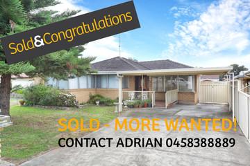 Recently Sold 102 Fuller Street, Mount Druitt, 2770, New South Wales