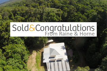Recently Sold 154R Spurwood Road, Cow Bay, Daintree, 4873, Queensland