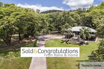Recently Sold 12 CORAL SEA DRIVE, MOSSMAN, 4873, Queensland
