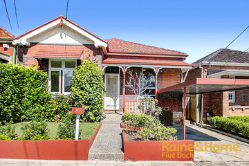 Recently Sold 27 LANCELOT STREET, FIVE DOCK, 2046, New South Wales