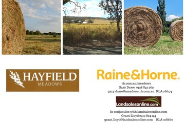 Recently Sold Lot 20 Hayfield Road, MEADOWS, 5201, South Australia