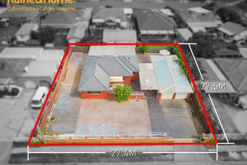 Recently Sold 61 CAMBRIDGE STREET, CANLEY HEIGHTS, 2166, New South Wales