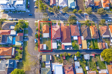 Recently Sold 54 Frederick Street, CONCORD, 2137, New South Wales