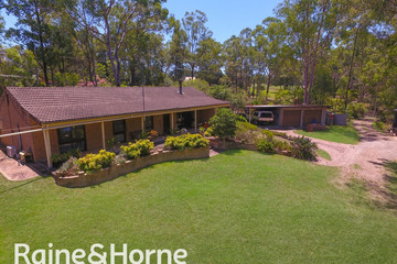 Recently Sold 33 HOWES ROAD, East Kurrajong, 2758, New South Wales