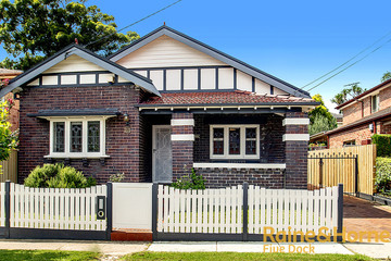 Recently Sold 10 COURLAND STREET, FIVE DOCK, 2046, New South Wales