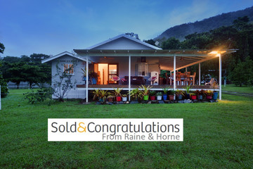 Recently Sold 356 (Lot 93) MOWBRAY RIVER ROAD, MOWBRAY, 4877, Queensland