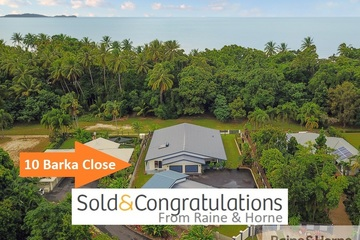 Recently Sold 10 Barka Close, WONGA BEACH, 4873, Queensland