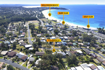 Recently Sold 1 Clissold Street, MOLLYMOOK, 2539, New South Wales