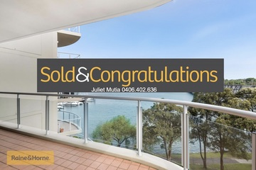 Recently Sold 705/1 Cary Street, DRUMMOYNE, 2047, New South Wales