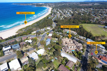 Recently Sold 22/46 Jones Avenue, MOLLYMOOK BEACH, 2539, New South Wales