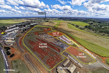 Recently Listed Bloomfield Industrial Park, CHILDERS, 4660, Queensland
