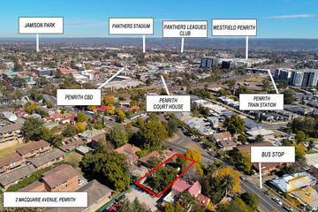 Recently Sold 2 Macquarie Street, PENRITH, 2750, New South Wales