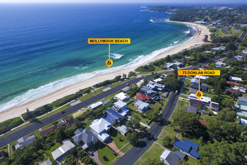 Recently Sold 73 Donlan Road, MOLLYMOOK, 2539, New South Wales