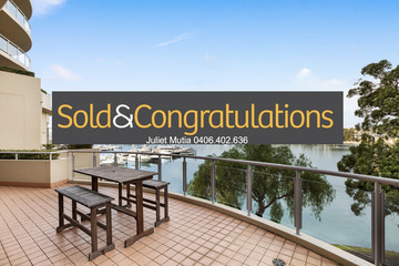 Recently Sold 403/1 Cary Street, DRUMMOYNE, 2047, New South Wales