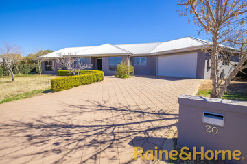 Recently Sold 20 Hilton Place, Dubbo, 2830, New South Wales