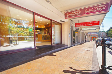 Recently Sold Shop 1, 114 Hampden Road, Artarmon, 2064, New South Wales