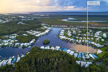 Recently Sold 5 Ripple Court, Coomera Waters, 4209, Queensland