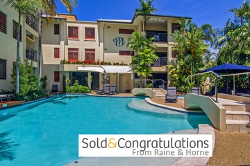 Recently Sold Unit 10 MERIDIAN,15 Davidson Street,, Port Douglas, 4877, Queensland