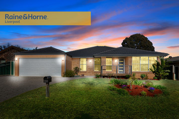 Recently Sold 3 Raven Place, Ingleburn, 2565, New South Wales