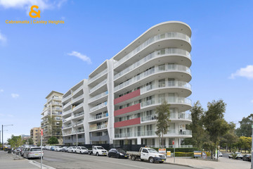 Recently Sold 406/3 GEORGE STREET, Warwick Farm, 2170, New South Wales