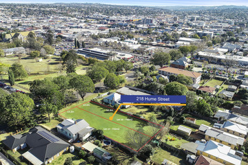 Recently Sold 218 Hume Street, South Toowoomba, 4350, Queensland