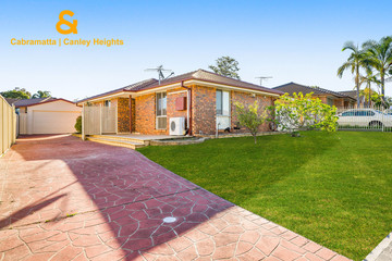 Recently Sold 39 Lalich Avenue, Bonnyrigg, 2177, New South Wales