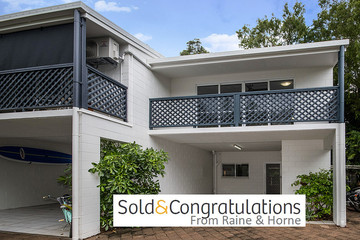 Recently Sold 5/15 Triton Crescent, Port Douglas, 4877, Queensland