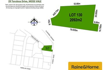 Recently Sold 29 Torulosa Drive, Moss Vale, 2577, New South Wales