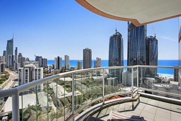 Recently Sold 1815-1816/2801 Gold Coast Highway, Surfers Paradise, 4217, Queensland
