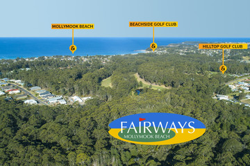 Recently Sold Lot 6 Brookwater Crescent   Fairways, Mollymook Beach, 2539, New South Wales