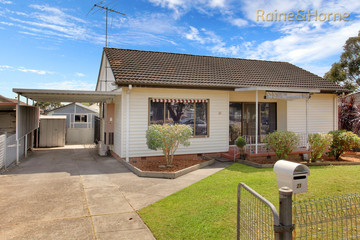Recently Sold 21 Cutler Avenue, St Marys, 2760, New South Wales