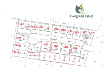 Recently Sold 9 (Lot 22) Evergreen Place, South Nowra, 2541, New South Wales