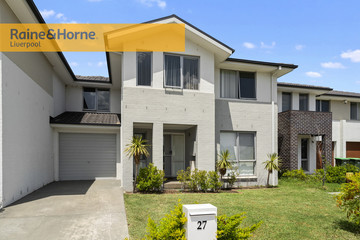 Recently Sold 27 Sovereign Circuit, Glenfield, 2167, New South Wales