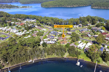 Recently Sold 68 James Crescent, Kings Point, 2539, New South Wales