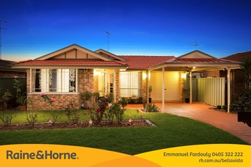 Recently Sold 6 Adrian Street, Glenwood, 2768, New South Wales