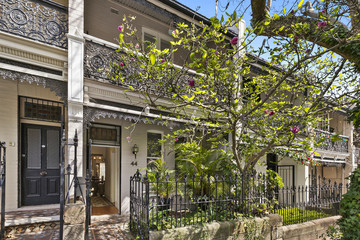 Recently Sold 44 Glenview Street, Paddington, 2021, New South Wales