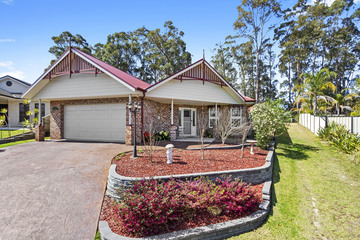 Recently Sold 15 Stuart Place, Sunshine Bay, 2536, New South Wales