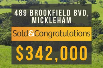 Recently Sold 489 Brookfield Boulevard, Mickleham, 3064, Victoria