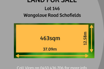 Recently Sold Wangolove Road, Schofields, 2762, New South Wales