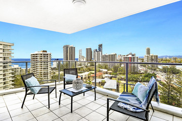 Recently Sold 1307/18 Enderley Avenue, Surfers Paradise, 4217, Queensland