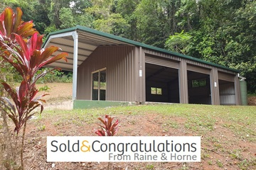 Recently Sold 241 Carbeen Road, Daintree, 4873, Queensland