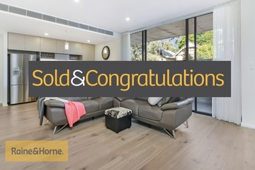 Recently Sold 001/42D Formosa Street, Drummoyne, 2047, New South Wales