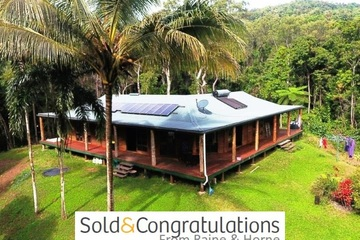Recently Sold 356 Buchanan Creek Road Cow Bay, Daintree, 4873, Queensland