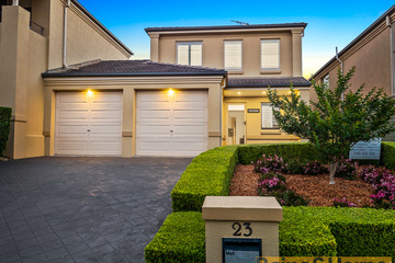 Recently Sold 23 Thomas Francis Way, Rouse Hill, 2155, New South Wales