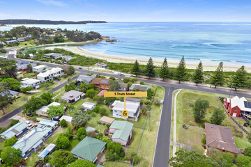 Recently Sold 5 Train Street, Broulee, 2537, New South Wales