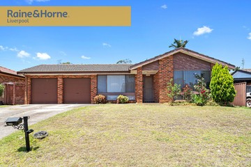 Recently Sold 26 Mozart Place, Bonnyrigg Heights, 2177, New South Wales