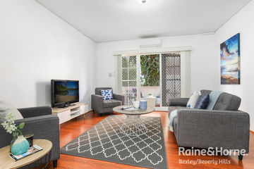 Recently Sold 2/18 Belmore Street, Arncliffe, 2205, New South Wales