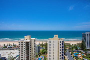 Recently Sold 1811/1812 - 25 Laycock Street, Surfers Paradise, 4217, Queensland